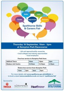 Spelthorne Skills and Careers Fair