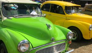 Summer Classic Car Show