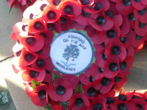 Pride of Ashford - Remembrance Parade 2012